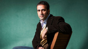 Aatish Taseer (Geraint Lewis/Writer Pictures/AP)