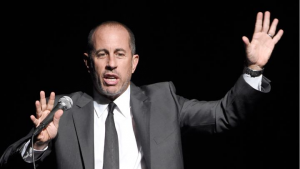 Jerry Seinfeld (Photograph: Kevin Mazur)