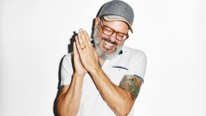 David Cross (Photo: Aaron Richter / The NY Times / Redux)