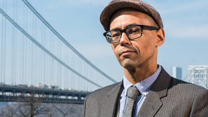 Victor LaValle (Photograph: Teddy Wolff)